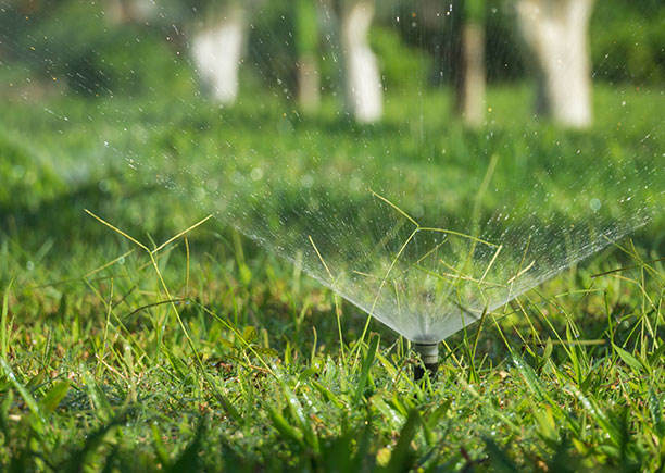 Irrigation Systems Knoxville TN
