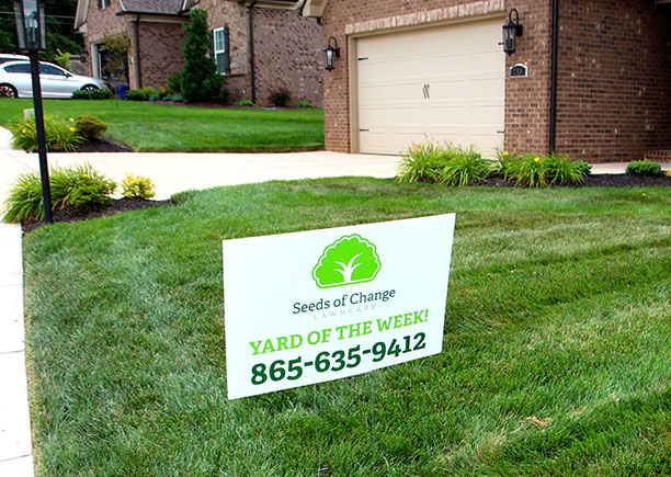 lawn care knoxville tn